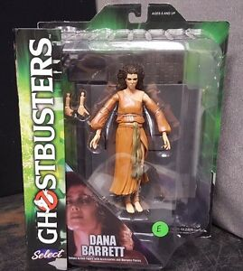 Ghostbusters Select Series 2 Dana Barrett Figures Diamond Select Toys