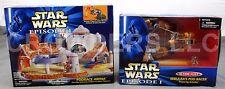 Star Wars Episode 1 Action Fleet Sebulba Pod Racer & Micro Machine PodRace Arena