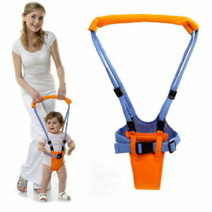 Baby-Toddler-Kid-Harness-Bouncer-Jumper-Learn-To-Moon-Walk-Walker-Assistant-QJ