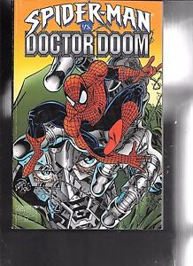 Spider-Man Vs. Doctor Doom by Michelinie & Larsen 1995, TPB Marvel 1st Print