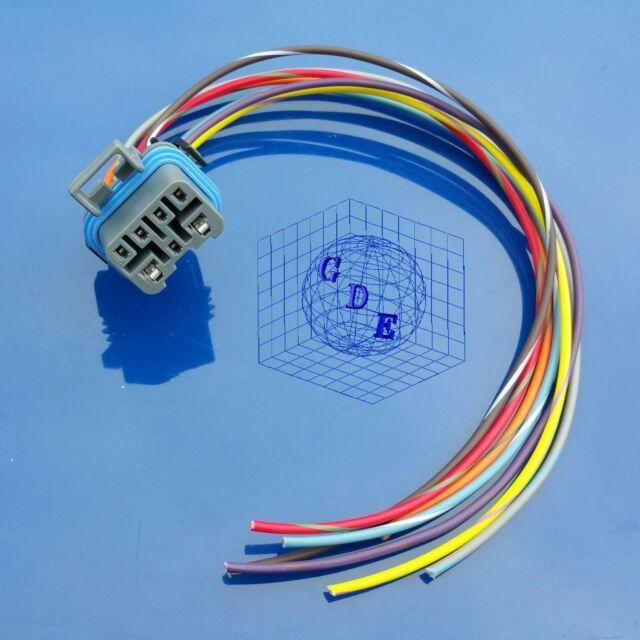 4l80e 4l60e 4l65e Transmission Neutral Safety Switch Connector 7