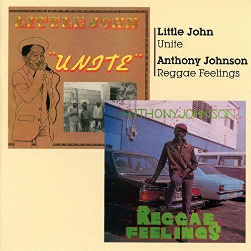Little John and Anthony Johnson - Unite and Reggae Felings [CD]