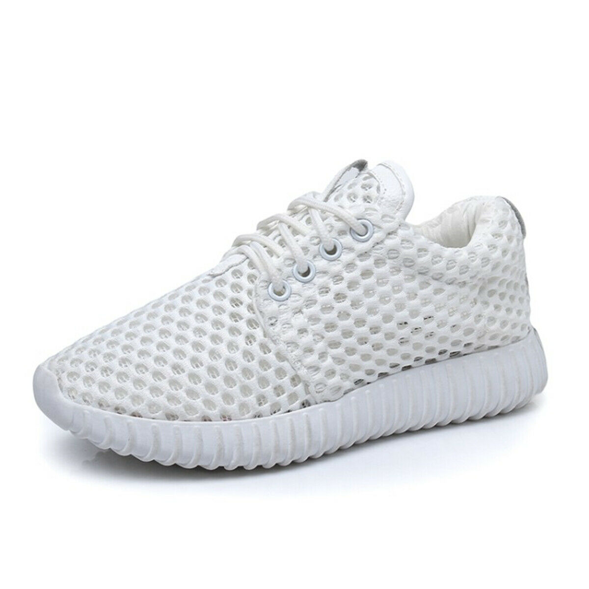2019 New Sports Womens Outdoor Leisure White Running shoes Athletic Sneakers Us