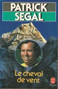 Le-cheval-de-vent-Patrick-Segal-Livre-de-Poche-1985-Bon-etat