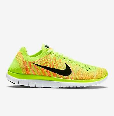 Wmns Nike Free 4.0 Flyknit Sneaker Damenschuhe 717076 700 In Den Spezifikationen VervollstäNdigen