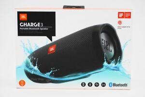 JBL-Charge-3-schwarz-Bluetooth-Lautsprecher-Portable-Speaker-Neu-amp-OVP