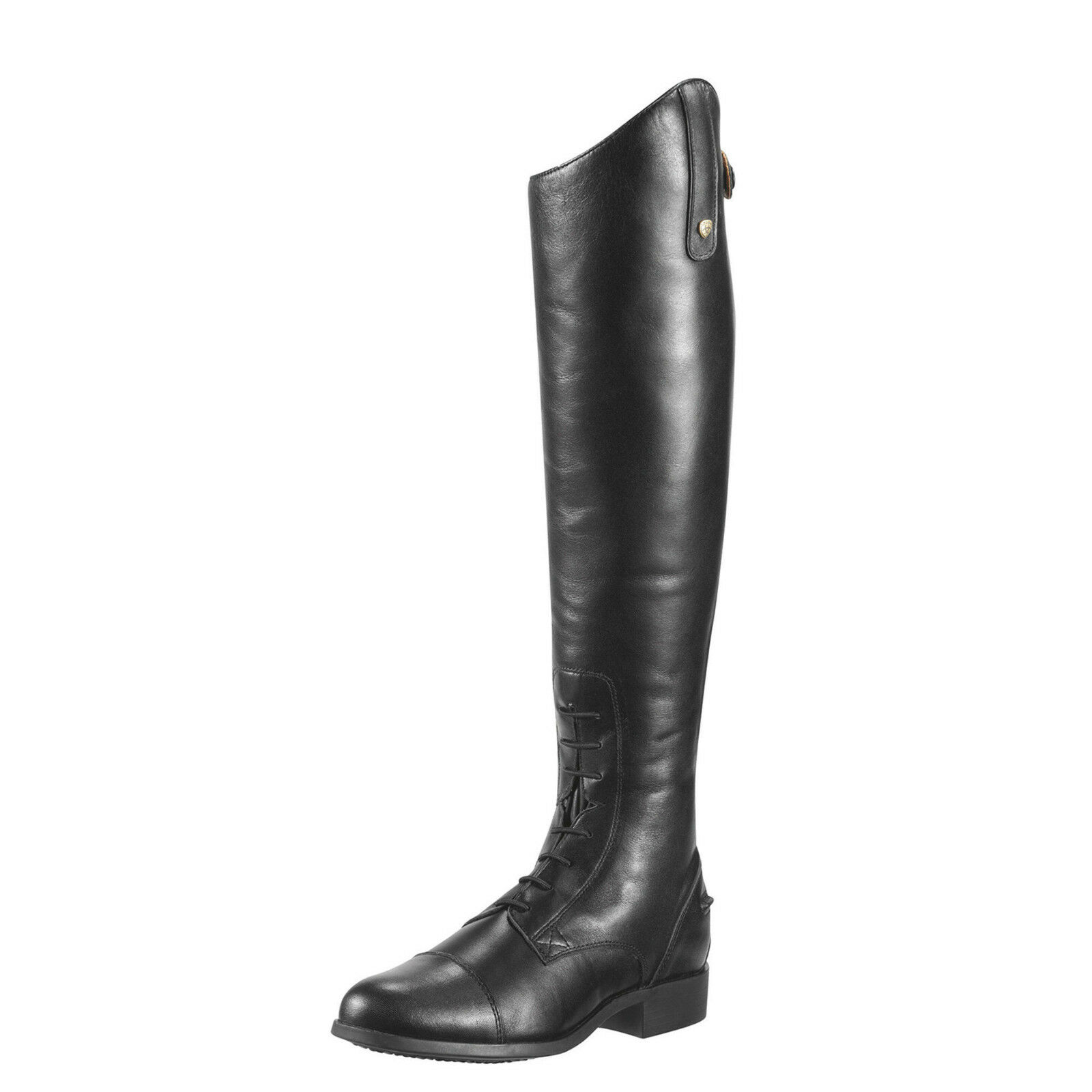 Ariat Heritage Contour Field Zip Tall Riding Boots Ladies M  Da65