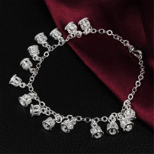New Fashion Women 925 Silver plating bracelet Fashion jewelry Wholesale S28