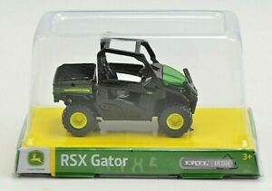 John Deere Side By Side >> Details About John Deere Rsx 850i Gator Side By Side Utv Diecast Atv Ertl Lp69488 1 40 New