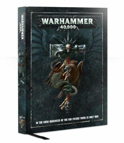 entrega rápida Warhammer 40k 8th edición normativa normativa normativa GWS Sellado  bajo precio del 40%
