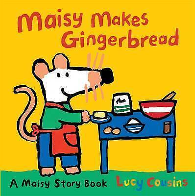 1 of 1 - Maisy Makes Gingerbread by Lucy Cousins (Paperback, 2011)