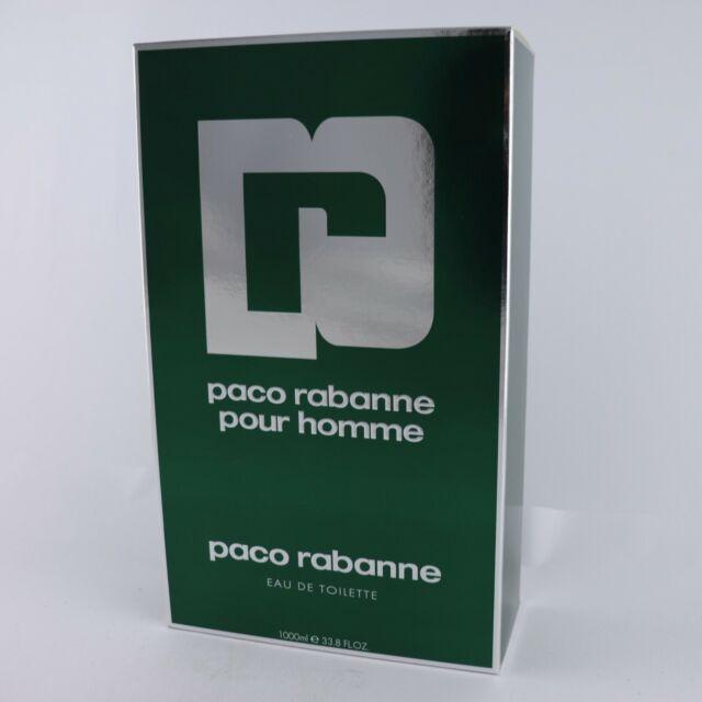Paco Rabanne Pour Homme EDT  Splash 1000ml Vintage Raro