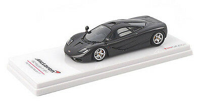 McLaren F1 GTR XP-1 Black 1992 1st Prototype Car, TrueScale TSM144330 Resin 1/43