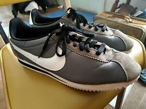 Men size 11 Nike Classic Cortez suede
