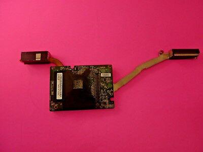 GENUINE Dell Nvidia GeForce 7900 Precision M90 256MB Video Card w//Heatsink YF209