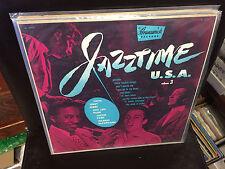 Jazztime USA Volume 3 Vinyl LP VG+ Terry Gibbs Sextet