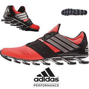 sports shoes 4eb65 b57e3 ADIDAS Springblade solyce Uomo Performance Scarpe Da Corsa af6801  solare Red Black Scarpe uomo