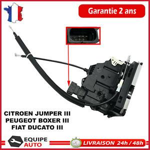 Mecanisme de serrure centralisee Porte Arriere Jumper 3 Boxer Ducato 3 =71778541