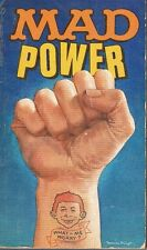 MAD Power Signet PB 1st Print 1970 MAD Magazine Humor