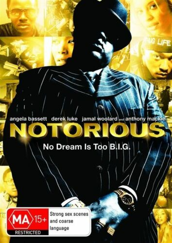 1 of 1 - Notorious (DVD, 2009)