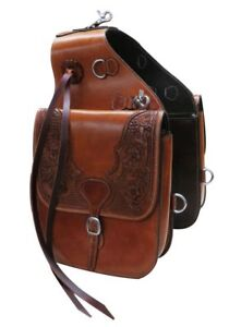 Image Is Loading Western Horse Saddle Bag Or Motorcycle Bags