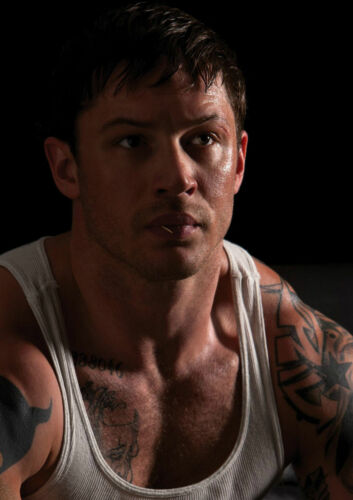 Tom Hardy Poster A5 A4 A3