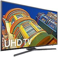 "Samsung 6-Series UN50KU6300 50"" 4K Smart UHD LED TV"