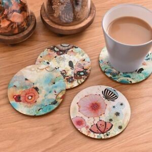 Details About Kitchen Placemats Round Table Coasters Home Dining Cup Pads Creative Accessories