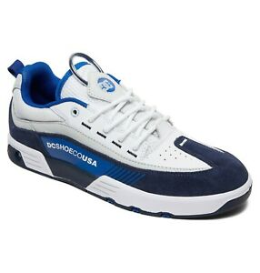 Xwbb 9 Slim Uk 98 Adys100445 Hommes Shoes 12 Tailles Blanc Bleu Legacy Dc UP0pwx