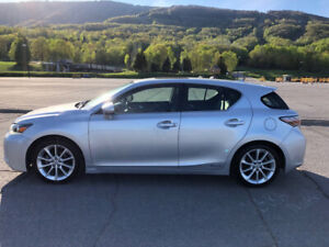 2013 Lexus CT 200h -
