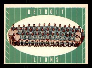 DETROIT-LIONS-TEAM-1961-TOPPS-1961-NO-37-EXMINT-19373