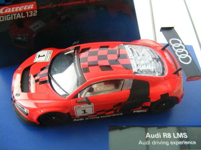 Carrera Digital 132 30588 Limited Edition Audi R8 Lms Driving Experience Nip