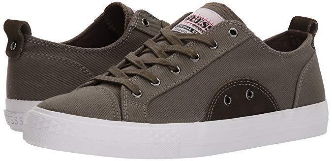 GUESS GUESS Originals Men's Provo Low-Top Sneakers shoes 13 M Medium Green NIB