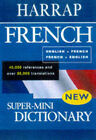 Harrap's Super-Mini French Dictionary by Chambers (Paperback, 1997)
