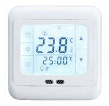 Raumthermostat Digital Touchscreen Thermostat Fußbodenheizung Digitaler Sensor