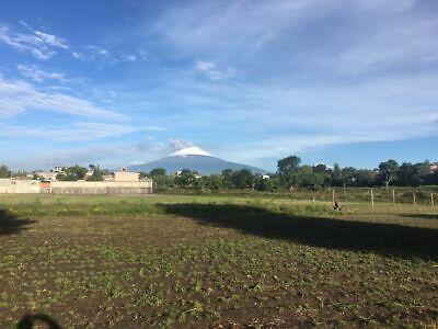 TERRENO EN VENTA EN ATLIXCO, PUEBLA.  6,000m2.  ESCRITURADO Y CON SERVICIOS