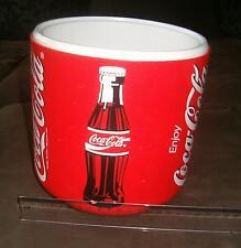 Coca Cola bloempot 19 cm diameter