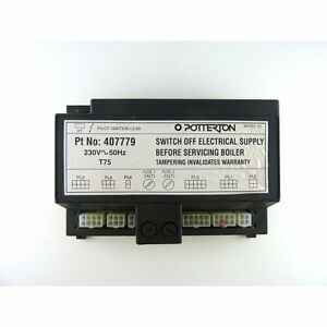 Potterton Kingfisher MF 40RSL 50RSL 60RSL 70RSL 80RSL 90RSL 100RSL PCB 900312