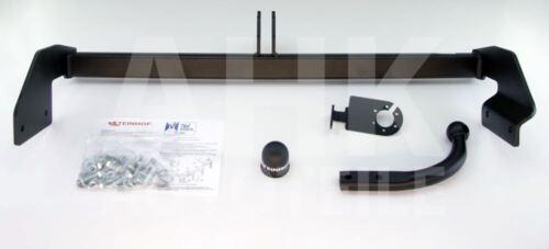 Für Kia Picanto 04-11 Anhängerkupplung starr+ES 13p spez AHK Kpl.