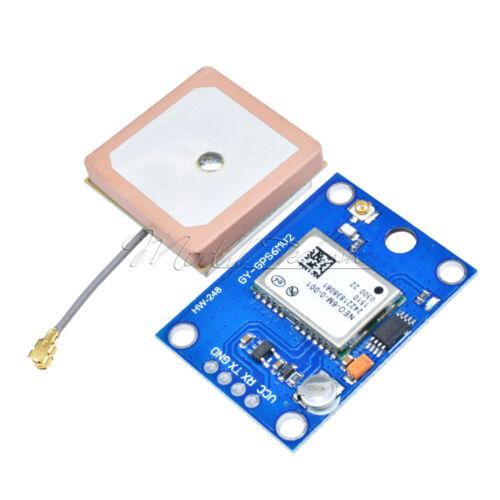 Neo-6m GPS Module gy-gps6mv2 pour Arduino Raspberry PI multiwii APM Naze 32 Flip 32  | eBay