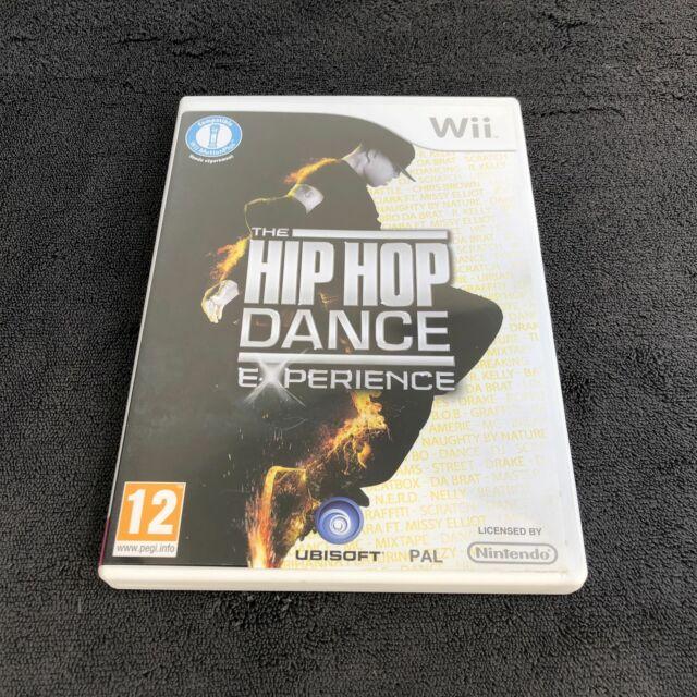 Nintendo Wii The Hip Hop Dance Experience FRA CD état neuf