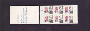 1981-20c-USA-stamp-booklet-United-States-America-Flag-over-Supreme-Court-K-842