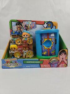 Ryan's World Mystery Playdate Surprise Door Playset 10 Pieces Toy NIB