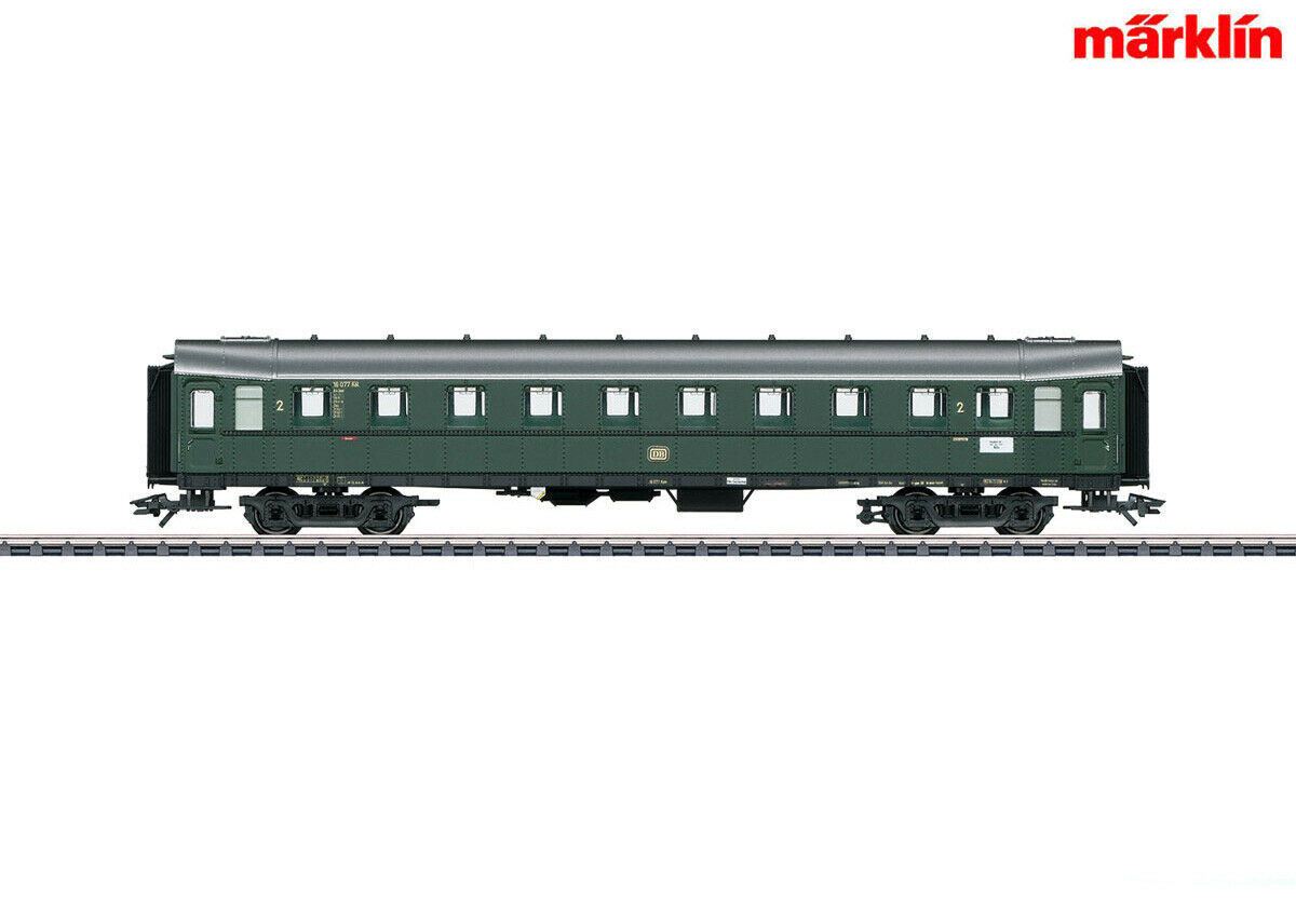 marklin 42254 vagoni treno rapido 2.kl. Hecht DB   novità 2018 IN SCATOLA ORIGINALE