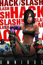 Hack/Slash Omnibus Volume 1 (Third Printing) by Tim Seeley (2010, Paperback)