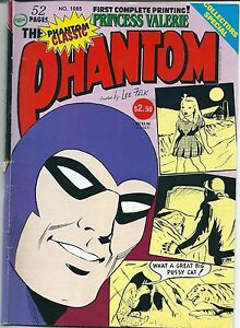 Frew-Phantom-Comic-No-1085-52-PAGES-1994-Special-CHEAP-AT-ONLY-3-49