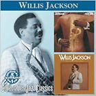 """Plays with Feeling/The Way We Were by Willis """"Gator"""" Jackson (CD, Mar-2006, Collectables)"""