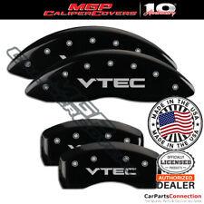 Mgp Caliper Brake Cover Black 139svtcbk Front Rear For Honda Ridgeline 10 11