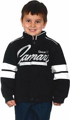 Camaro Jacket Kids Youth Jacket Black Muscle Camaro Kids Racing Jacket NEW