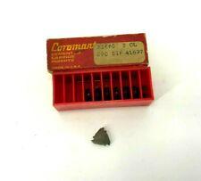 8 Pcs Sandvik R166g 3cl 090 Carbide Threading Inserts